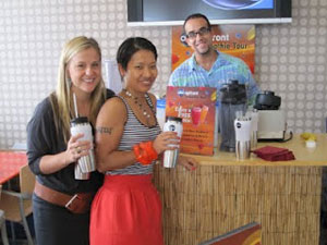 coffees and smoothies  Corporate Events thumb
